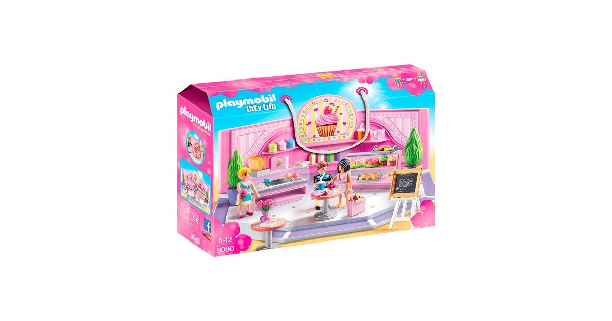 Playmobil® CITY LIFE 9080 Café Cupcake online kaufen ...