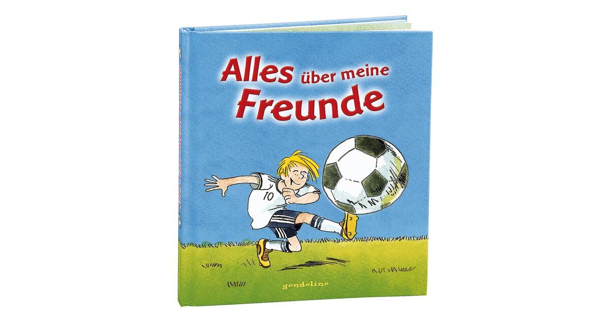 Freundebuch Fussball