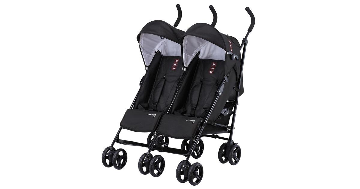 knorr baby side by side zwillings und geschwisterwagen. Black Bedroom Furniture Sets. Home Design Ideas
