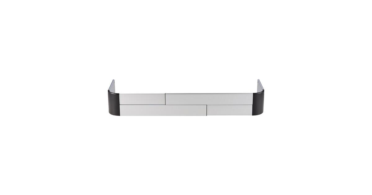 gris REER Barri/ère de protection pour cuisini/ère DesignLine protection de cuisini/ère protection four