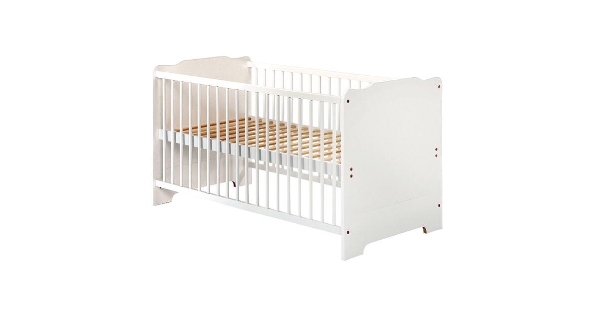 julius z llner babybett penny 70x140 cm online kaufen baby walz. Black Bedroom Furniture Sets. Home Design Ideas