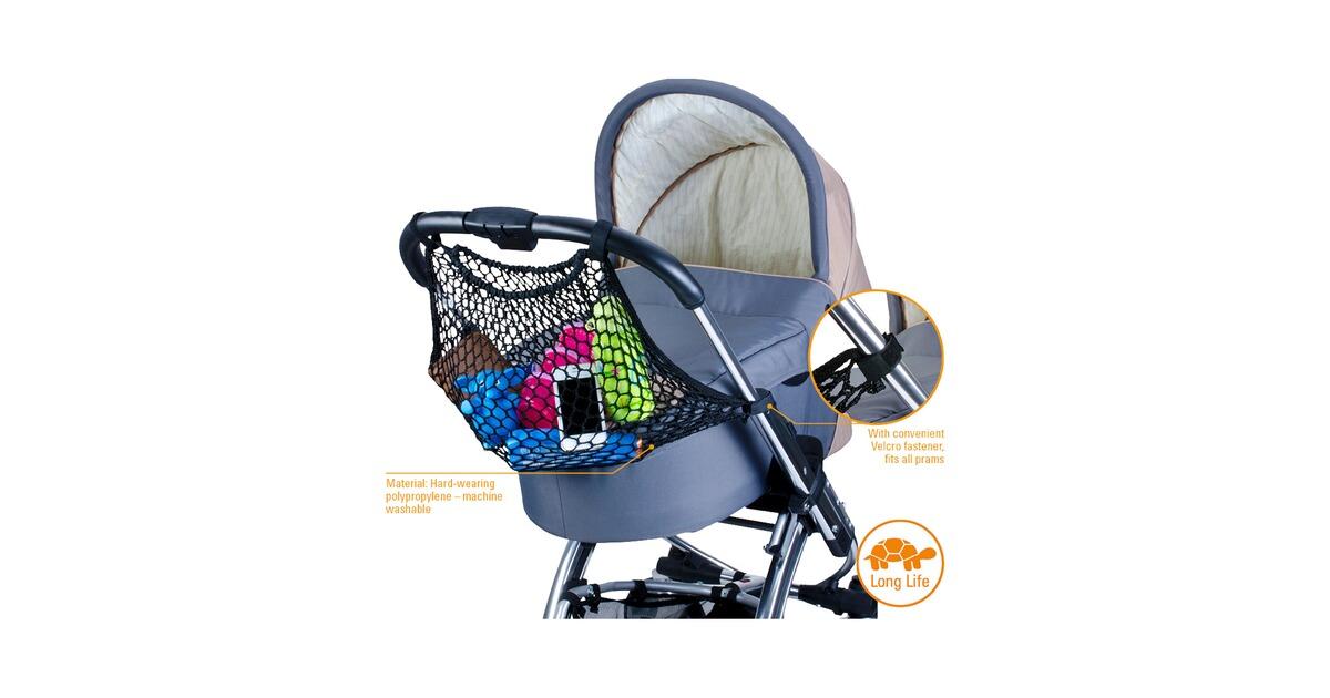 diago einkaufsnetz f r kinderwagen und buggy online kaufen baby walz. Black Bedroom Furniture Sets. Home Design Ideas