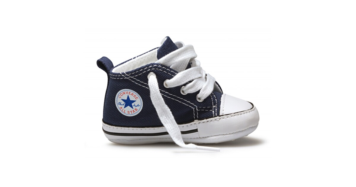 converse babysneakers chuck taylor first star mit. Black Bedroom Furniture Sets. Home Design Ideas