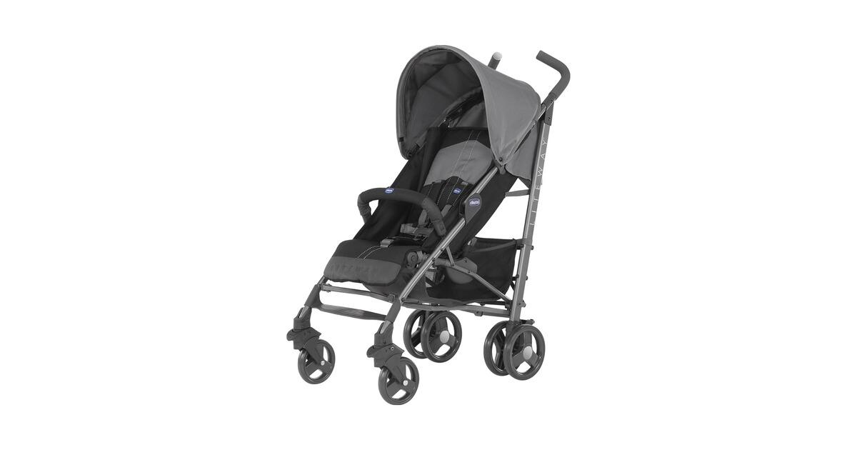 chicco liteway buggy mit liegefunktion online kaufen baby walz. Black Bedroom Furniture Sets. Home Design Ideas