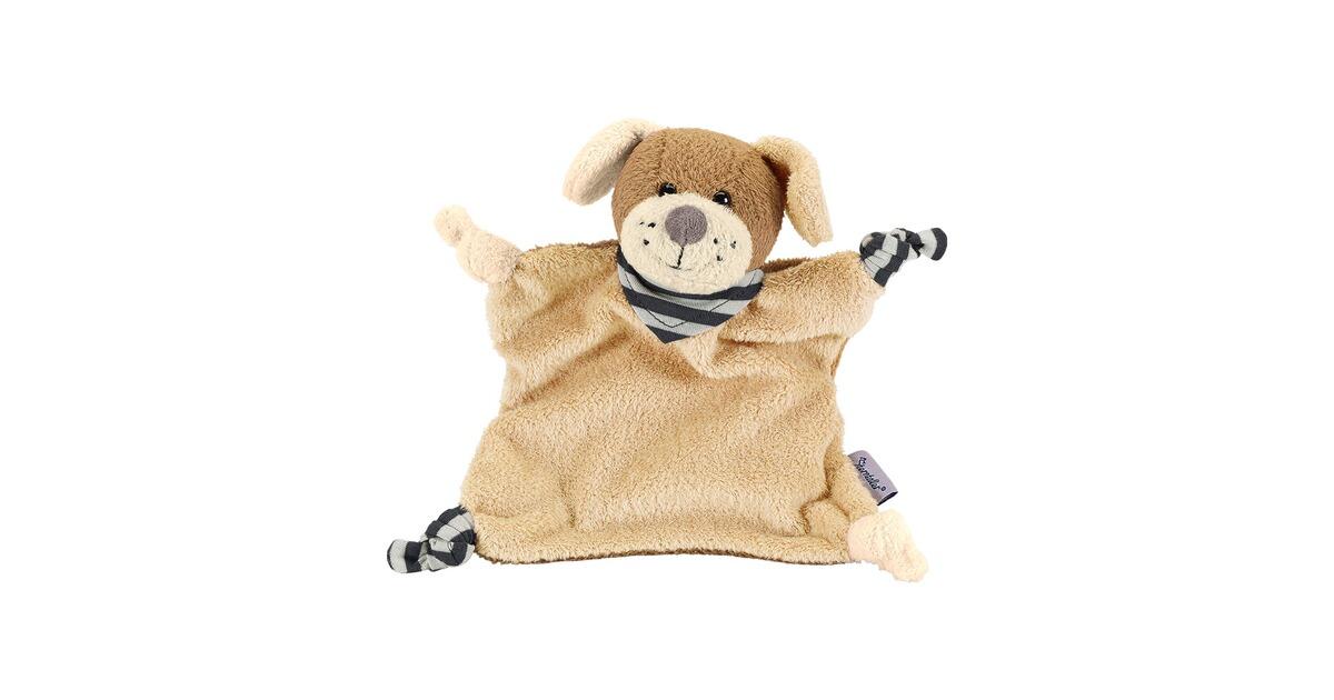 sterntaler schmusetuch hund hanno s online kaufen baby walz. Black Bedroom Furniture Sets. Home Design Ideas