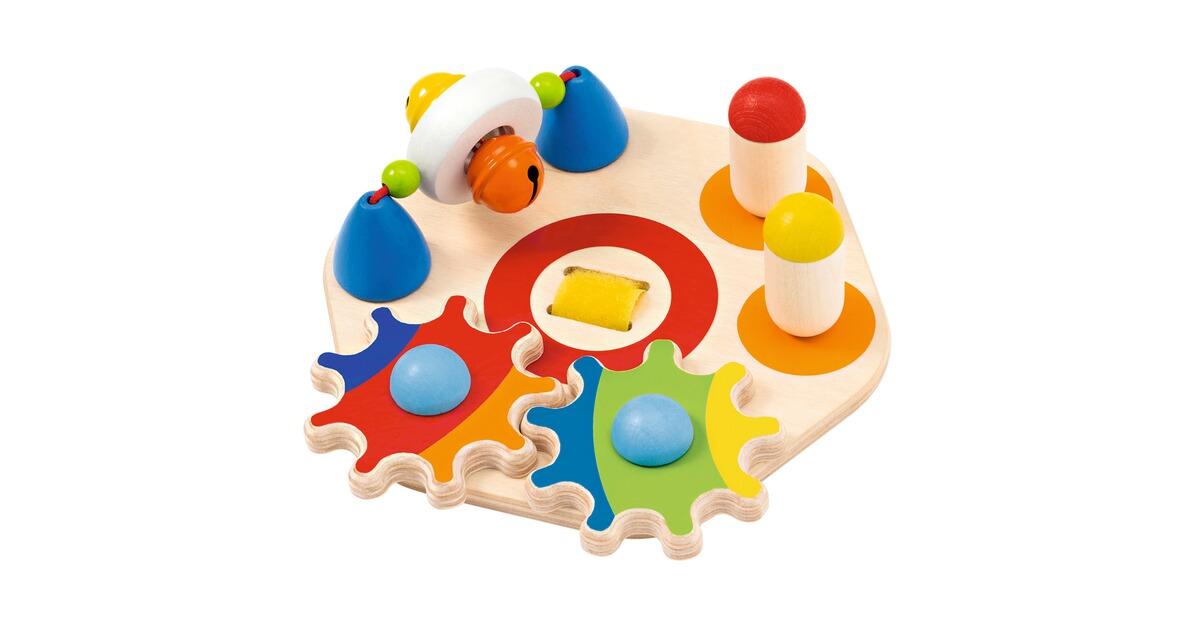 Selecta spielzeug minitivity für babyschalen online kaufen