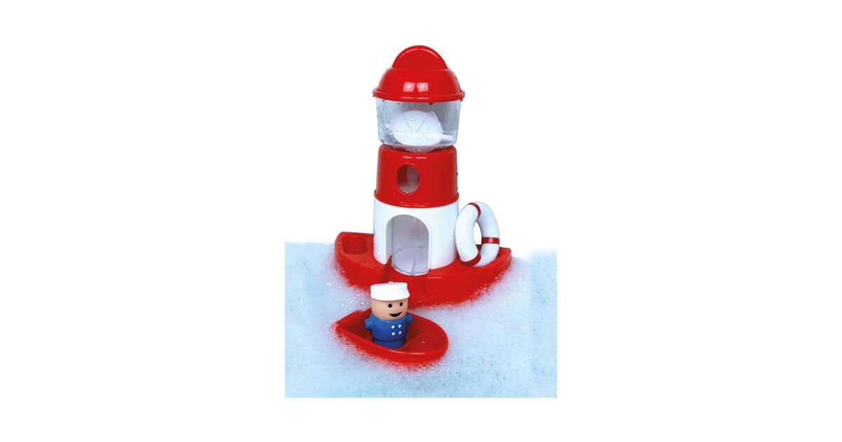 lena badespielzeug wasserspa leuchtturm online kaufen baby walz. Black Bedroom Furniture Sets. Home Design Ideas