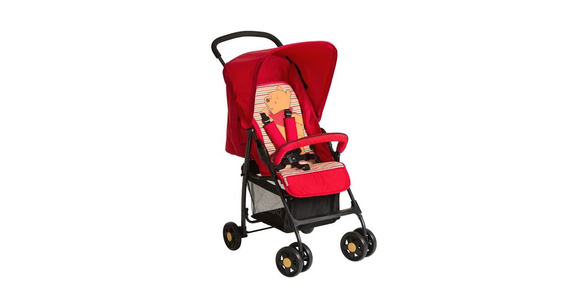 hauck disney winnie puuh shopper sport buggy mit liegefunktion online kaufen baby walz. Black Bedroom Furniture Sets. Home Design Ideas