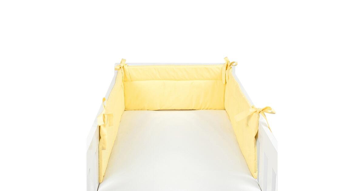 SONNE Le tour de lit/XLarge 31/x 210/cm tour de lit tour de lit b/éb/é blanc