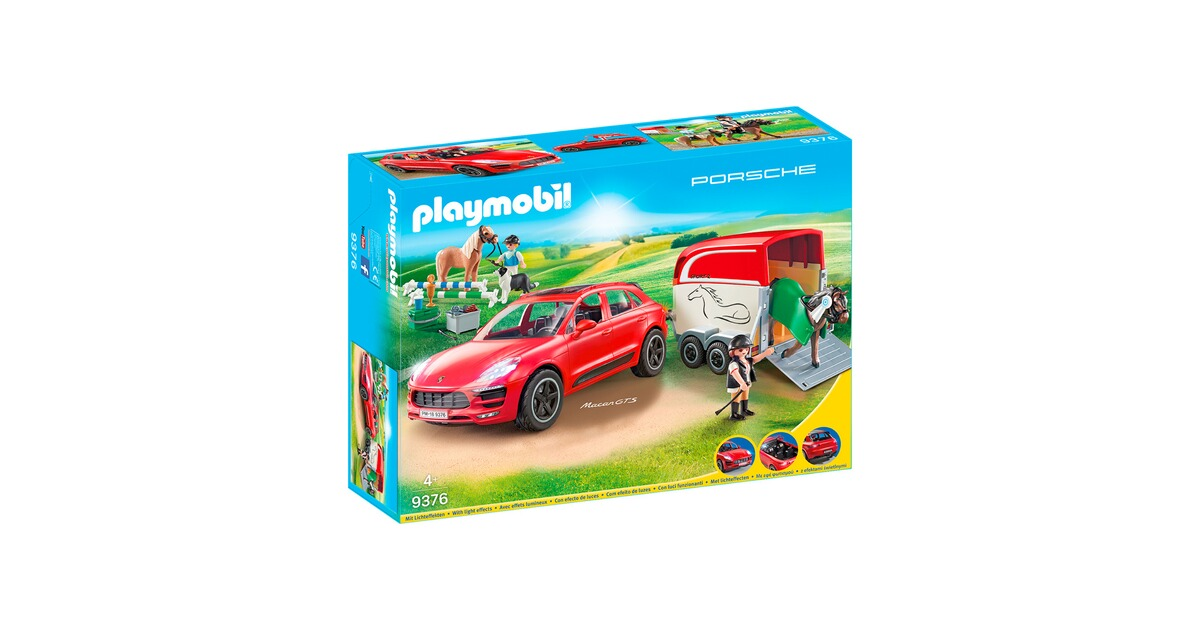 playmobil porsche 9376 porsche macan gts online kaufen. Black Bedroom Furniture Sets. Home Design Ideas
