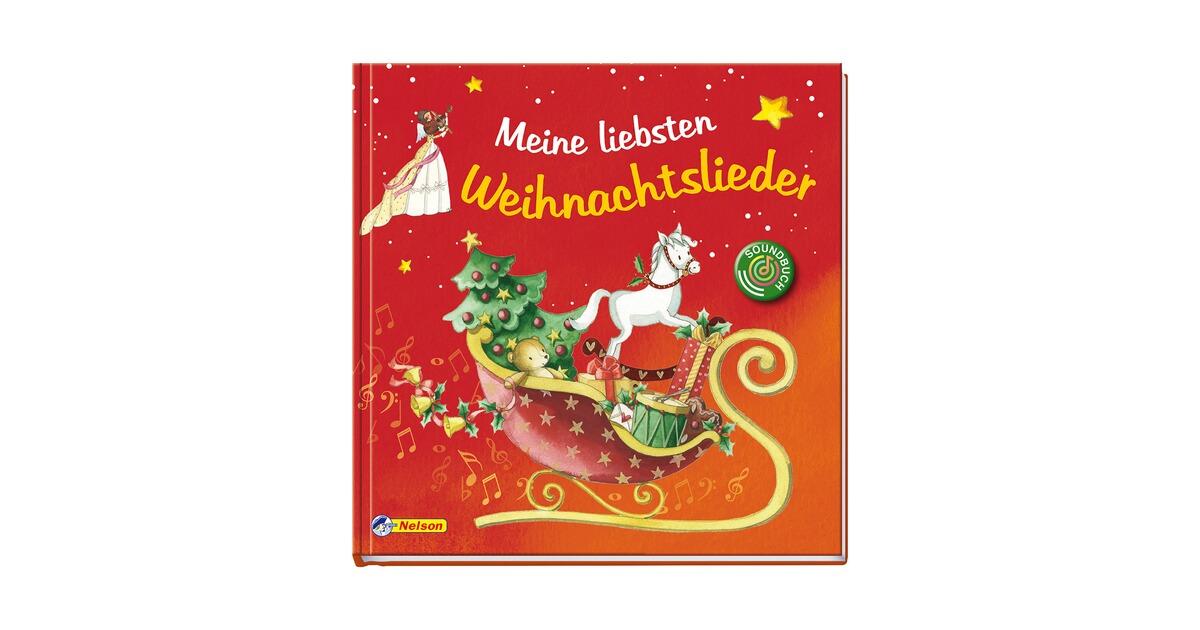 NELSON Soundbilderbuch Meine liebsten Weihnachtslieder online kaufen ...