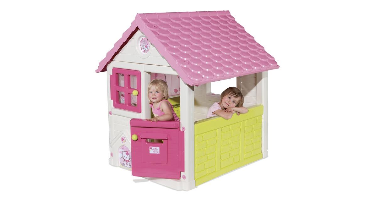 Spielhaus Mit Sommerküche Smoby : Smoby spielhaus mit sommerküche ᐅ】spielhaus pretty haus mit