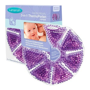 Lansinoh  2er-Pack Thera°Pearl® 3-in-1 ThermoPerlen