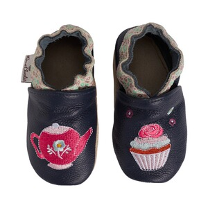 Rose & ChocolatChaussures/chaussons premiers pas Tea Time 1