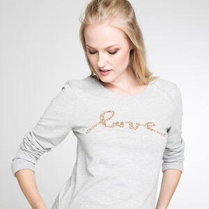 2hearts  Le pull de grossesse Love Love Inside
