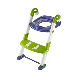 KidsKit  Toiletten-Trainer Kids Kit  3-in-1  per blue/weiß/lime