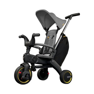 Doona  Tricycle Liki Trike S3  Grey Hound/gris