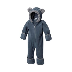 Columbia  Fleece-Overall Tiny Bear