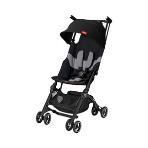 gb GOLD Pockit+ All-Terrain Buggy  Velvet Black