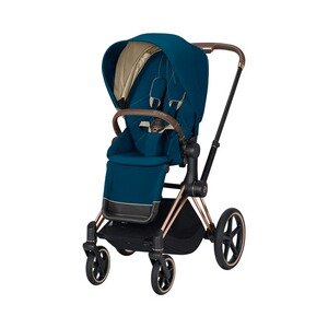 Cybex PLATINUM Sitzpaket für PRIAM, e-PRIAM  Mountain Blue