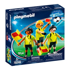 Playmobil® SPORTS & ACTION 70246 Schiedsrichter-Team