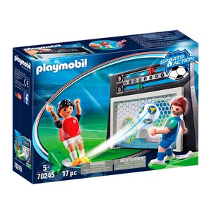 Playmobil® SPORTS & ACTION 70245 Torwandschießen