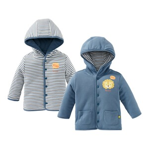Bornino Small House Veste réversible lion
