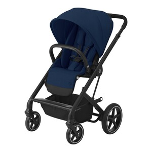 CybexGOLDBalios S Lux Kinderwagen  black/nautical blue 1