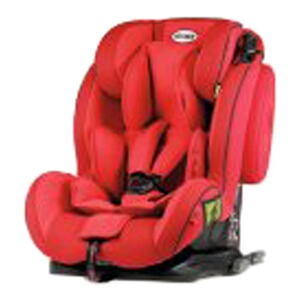HEYNER  Caps MultiFix Ergo 3D Kindersitz  racing red