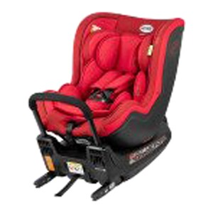 HEYNER  MultiFix Twist Kindersitz  racing red