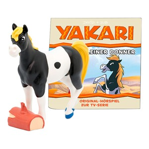 tonies  Figurine audio Tonie Yakari - Best of Kleiner Donner