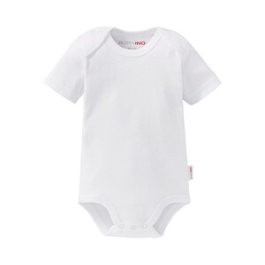 Bornino BASICS Body kurzarm  weiß