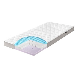 Julius Zöllner  Matelas Dr Lübbe Air Plus 70x140 cm en mousse à froid