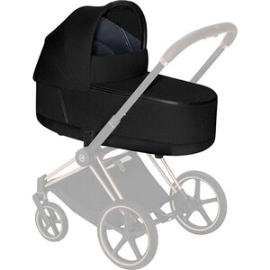 Cybex PLATINUM Nacelle Plus Priam Lux  stardust black