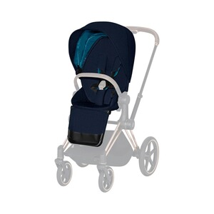 Cybex PLATINUM Pack siège Plus pour Priam  midnight blue