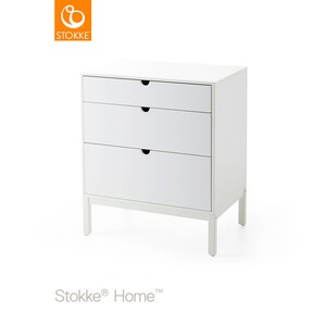 Stokke® HOME Commode Dresser (partie 1)  blanc