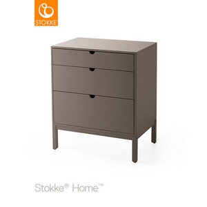 Stokke® HOME Kommode Dresser (Teil 1)  hazy grey