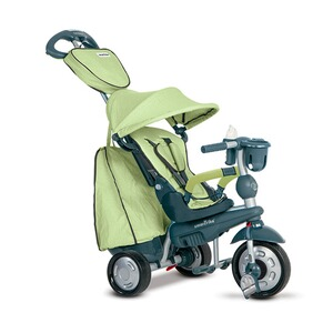 smarTrikeDreirad Explorer 5 in 1  grün 1