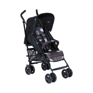 Chicco  London Up Buggy mit Liegefunktion und faltbarem Frontbügel  matrix