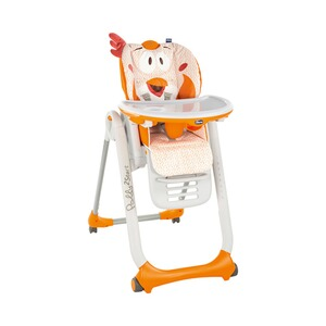 Chicco  Hochstuhl Polly 2 Start  fancy chicken