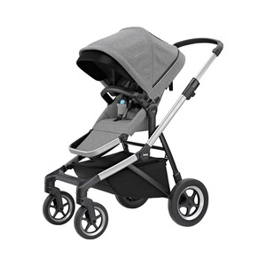 Thule  Poussette Sleek  grey melange