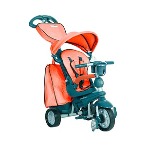 smarTrikeTricycle Explorer 5 en 1  orange 1