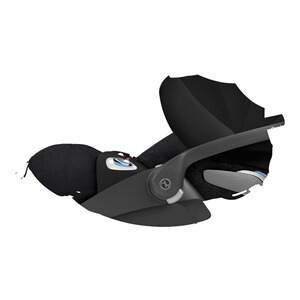 Cybex PLATINUM Coque-auto Cloud Z i-Size entièrement inclinable  deep black