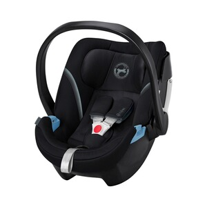 Cybex GOLD Aton 5 Babyschale  Deep Black