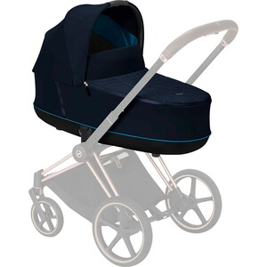 Cybex PLATINUM Tragewanne PRIAM Lux  Nautical Blue