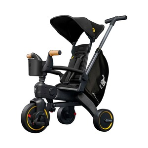 Doona  Tricycle Liki Trike S5  Nitro Black / noir