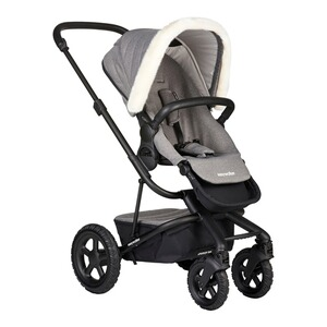 Easywalker  Harvey² All-Terrain Peak Kinderwagen  arctic grey