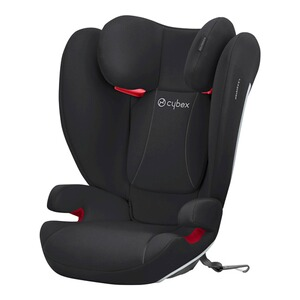 CybexSILVERSolution B-fix Kindersitz  volcano black 1