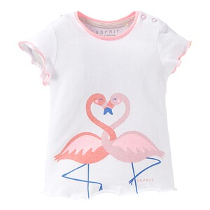 ESPRIT  T-Shirt Flamingos