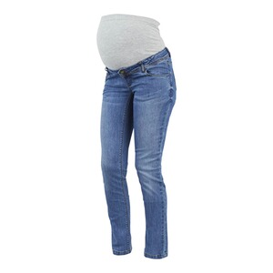 MAMALICIOUS®  Jean de grossesse Pax Straight High Back longueur 32